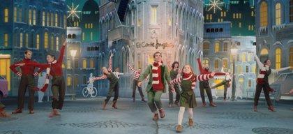 El Corte Inglés lanza su anuncio navideño 'La canción de los elfos' en clave de cuento