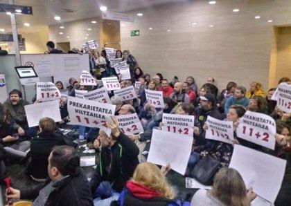 Euskadi anota 6.450 accidentes de trabajo menos que en 2019, pero la mortalidad solo se reduce en tres fallecidos