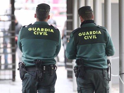 La Guardia Civil desarticula una banda dedicada al robo de establecimientos en Rivas