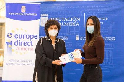 La Diputación de Almería impulsa el voluntariado europeo entre jóvenes almerienses