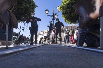 Sorbas (Almería) cobra protagonismo en el rodaje de 'Space Frankie', Premio de Producción de Fical 2019