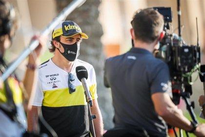 Renault defiende la participación de Fernando Alonso en el 'rookie test'