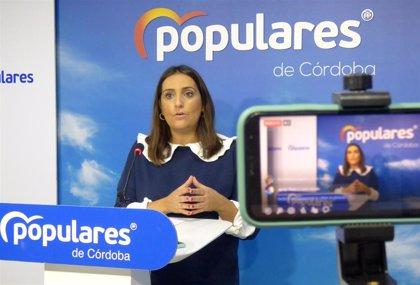 """PP-A insta al PSOE-A a """"arrimar el hombro"""" durante la pandemia en vez de centrarse en sus """"peleas internas"""""""