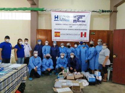 """Diputación de Huelva subraya el voluntariado """"con una visión y vocación global"""" para el desarrollo humano sostenible"""