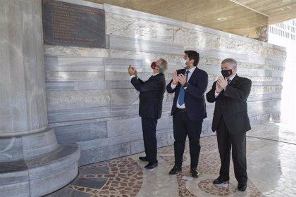 La Asamblea perpetúa el nombre de los 10 diputados del Reino de Murcia que participaron en la Constitución de 1812