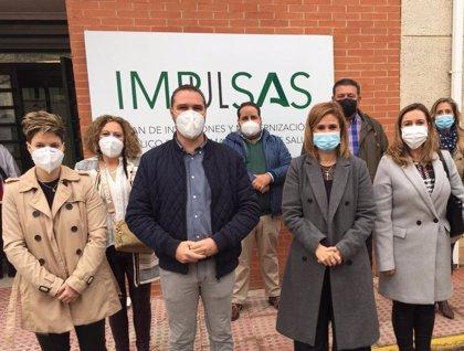 La Junta invierte 39.500 euros en el centro de salud de Castellar