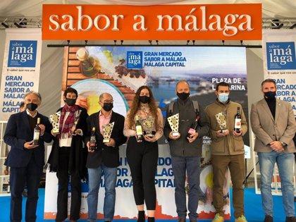 Sabor a Málaga entrega los premios a los mejores vinos de la provincia