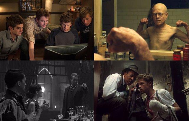 Las películas de David Fincher, de peor a mejor
