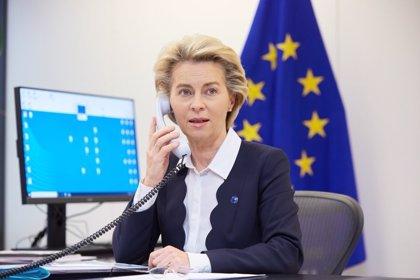 Termina sin acuerdo la conversación sobre el Brexit entre Boris Johnson y Ursula von der Leyen