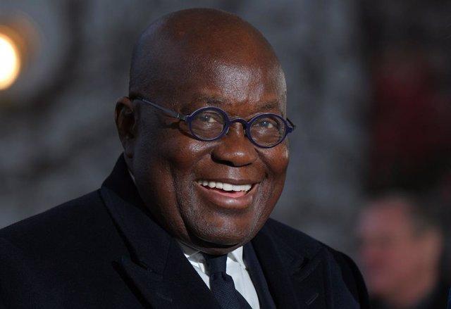 El presidente de Ghana, Nana Akufo-Addo