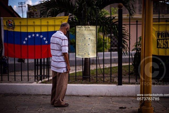 Eleccions legislatives a Veneçuela