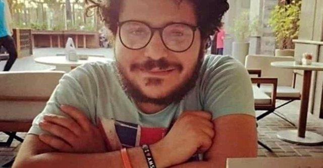 El activista Patrick Zaki