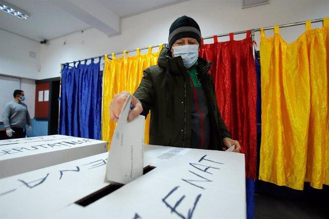 Elecciones parlamentarias en Rumanía