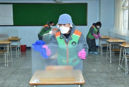 Corea del Sur contabiliza por segundo día consecutivo más de 600 casos de coronavirus