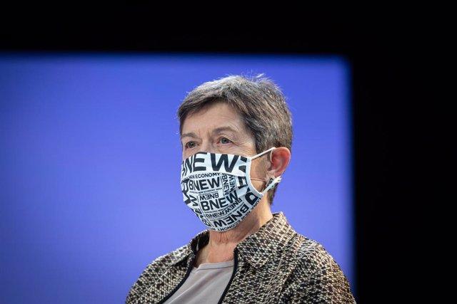 La delegada del Govern central a Catalunya, Teresa Cunillera.