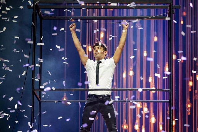 El Mago Pop torna al Teatre Victòria amb l'espectacle 'Nada es imposible'.