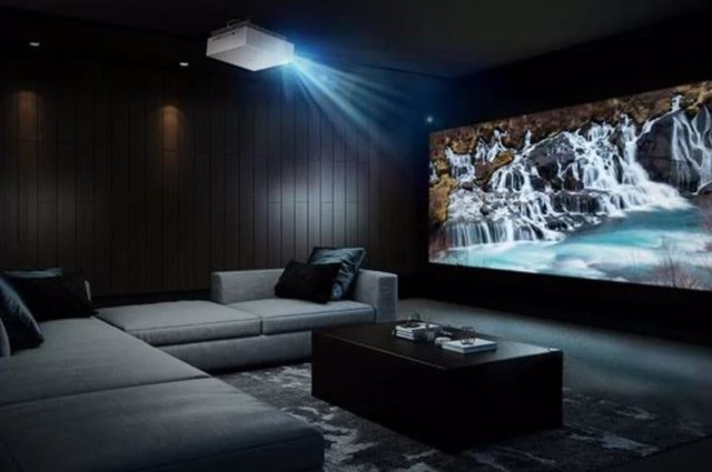 Proyector láser CineBeam