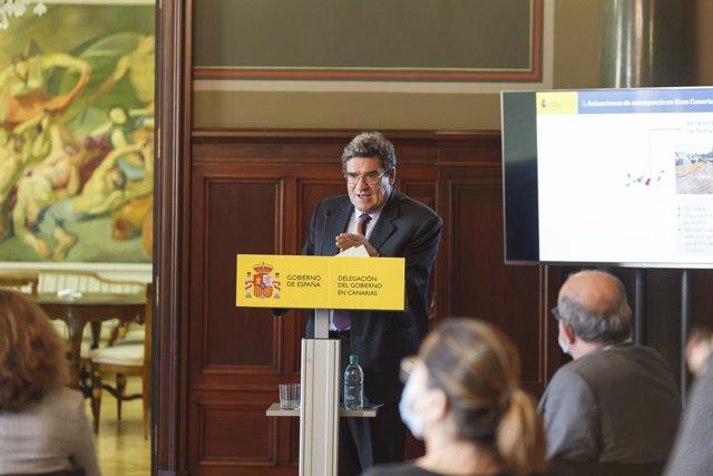 El ministre d'Inclusió, Seguretat Social i Migracions, José Luis Escrivá.