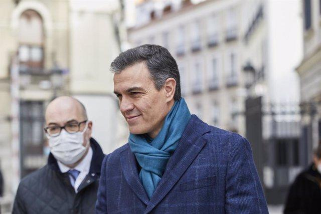 El president del Govern central, Pedro Sánchez.
