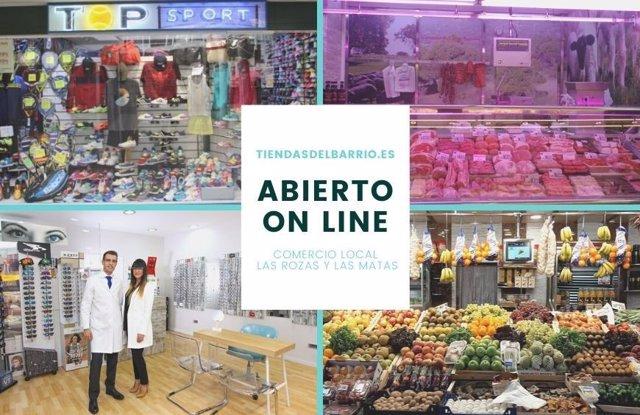 Tiendas del Barrio Las Rozas y Las Matas, compra online