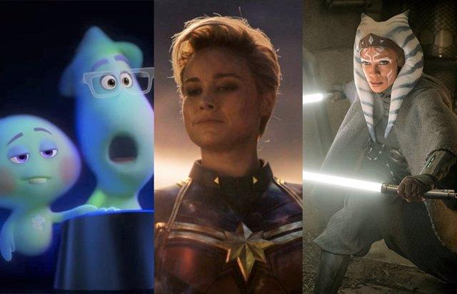 Disney anunciará nuevas películas y series de Marvel, Star Wars y Pixar inminentemente