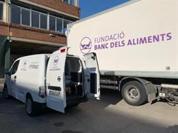 El Banc dels Aliments de Barcelona farà repartiments lliures d'emissions gràcies a Endesa.