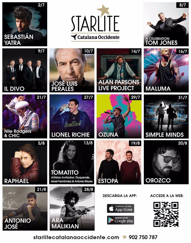 Starlite amplía su cartel para 2021 con las actuaciones de Ara Malikian y Tomatito