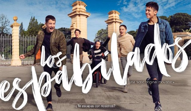 Los espabilados, nueva serie de Movistar
