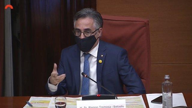El conseller d'Empresa i Coneixement de la Generalitat, Ramon Tremosa.