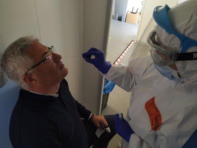 test de antígenos para la detección del covid-19