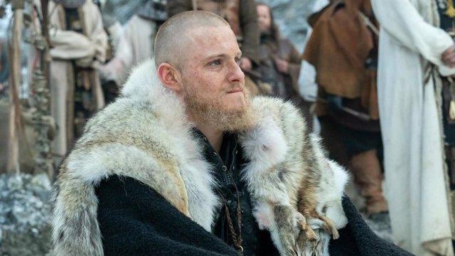 Imágenes de los últimos capítulos de Vikings (Vikingos)