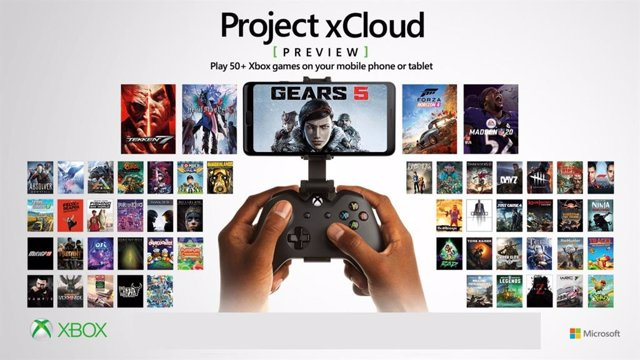Project xCloud.