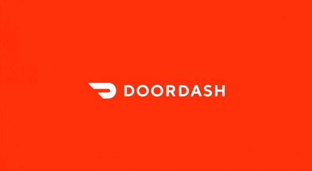 Logo de DoorDash