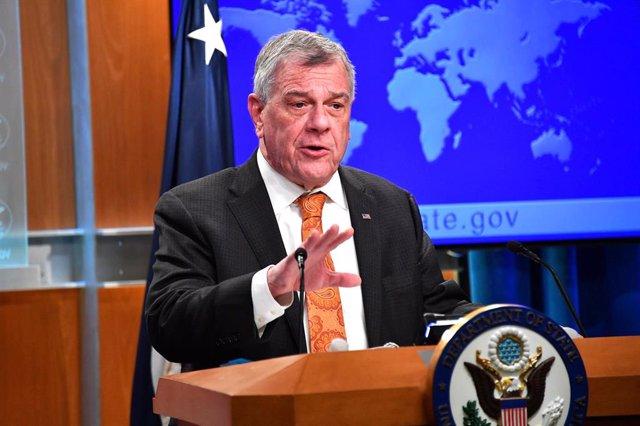 El subsecretario de Estado para Asuntos del Hemisferio Occidental de Estados Unidos, Michael Kozak.