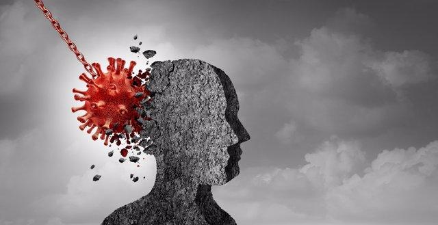 Cómo Covid-19 también puede afectar al cerebro