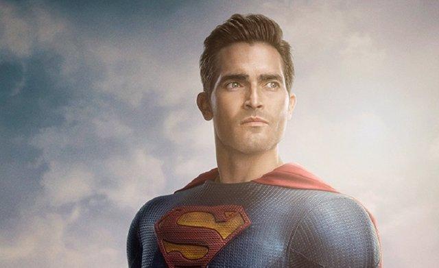 Tyler Hoechlin en Superman & Lois