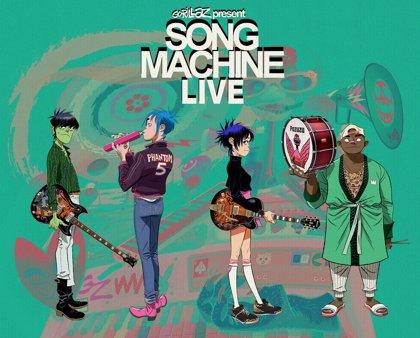 Llega 'Song Machine Live From Kong' el regalo de Navidad adelantado de Gorillaz para sus fans