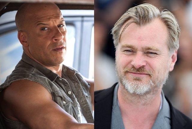 """Christopher Nolan confiesa que es fan de Fast & Furious: """"Tengo debilidad por Tokyo Race"""""""