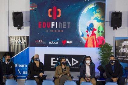 El Proyecto Edufinet de Unicaja incorpora un videojuego para que estudiantes manejen conceptos financieros