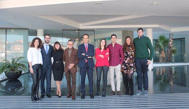 Grupo de investigación A-06 Oncología Radioterápica del centro ibs.Granada