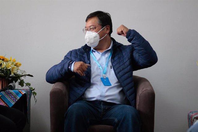 """Bolivia.- Arce deroga varios decretos aprobados por el Gobierno de Áñez  """"con el pretexto de la pandemia"""""""