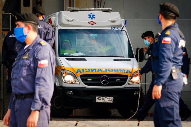 La ciudad chilena de Valparaíso durante la pandemia de coronavirus