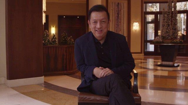 Peter Lim, accionista mayoritario del Valencia CF