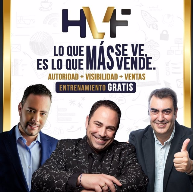 "Training gratuito ""HVF"" (Hazte Visible y Factura)"