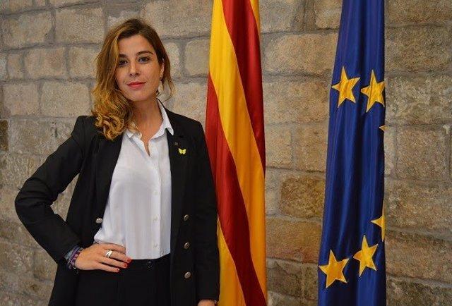 La secretària d'Acció Exterior i de la UE de la Generalitat de Catalunya, Elisabet Nebreda