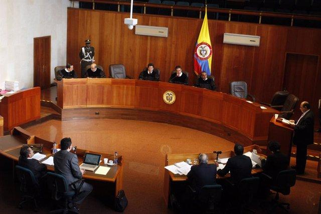 Corte Suprema de Justicia colombiana
