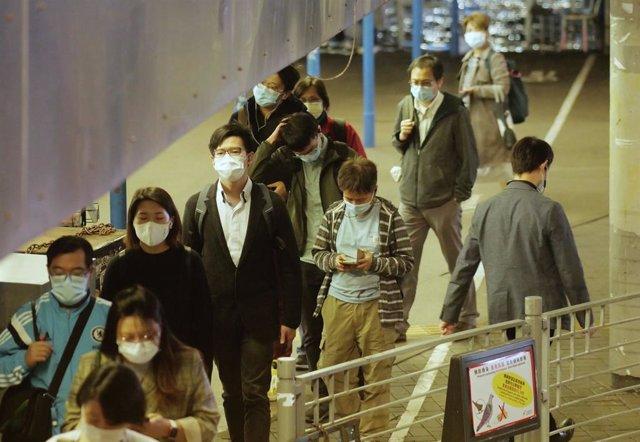 Hong Kong se encuentra en plena cuarta ola de coronavirus.