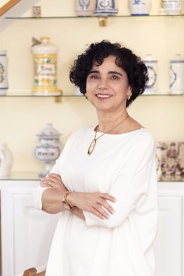 Encarna Cruz, directora general de la patronal de biosimilares.