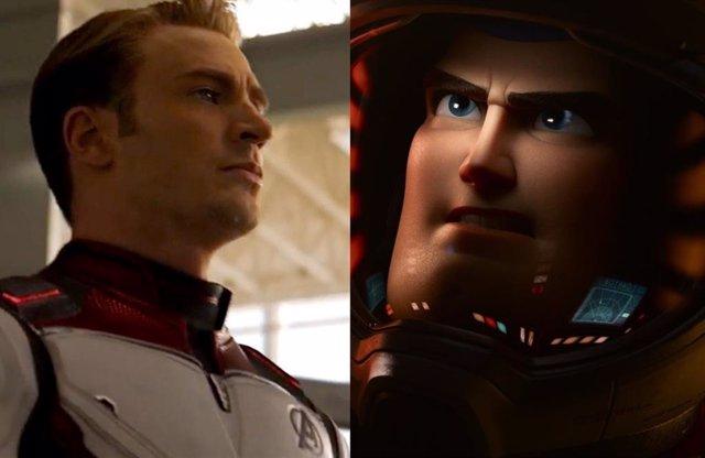 Chris Evans pondrá voz a Lightyear, un nueva película de Pixar que llegará en 2022.