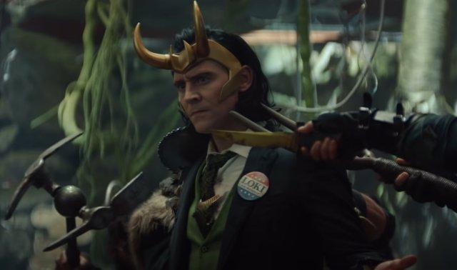 Tom Hiddleston es Loki en la serie de Disney